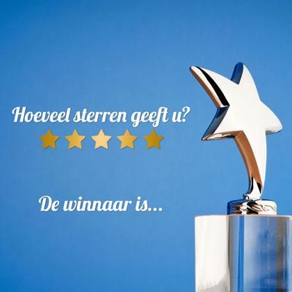 Winnaar: Win een gratis knipbehandeling!