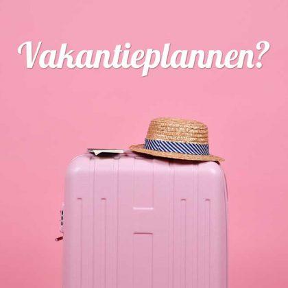 Vakantieplannen? De beste haarproducten voor op reis