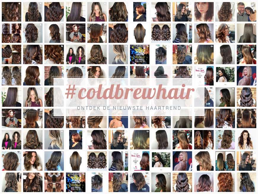 Cold brew hair, de nieuwste haartrend | Joolz Hairstyle