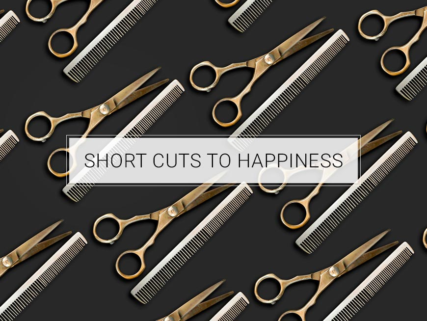 Short cuts to happiness | Joolz Hairstyle