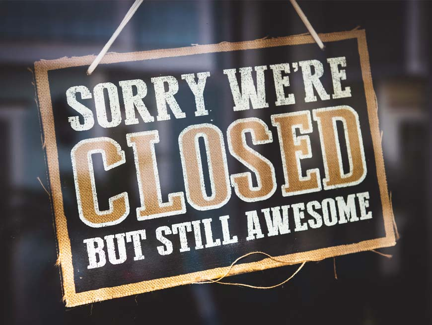 Sorry we're closed but still awesome | Joolz Hairstyle @ Home
