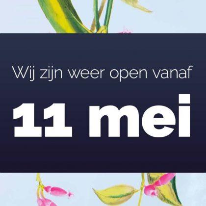 Joolz Hairstyle open vanaf 11 mei